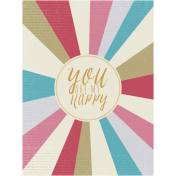 A Mother's Love- Journal Card- You