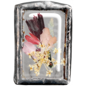 A Mother's Love- Dried Flowers Charm