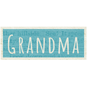 A Mother's Love- Word Snippet- Grandma
