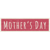 A Mother's Love- Word Snippet- Mother's Day