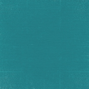 A Mother's Love- Teal Solid Paper