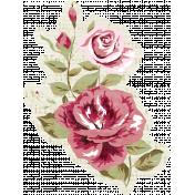 A Mother's Love- Flower Sticker 1