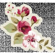 A Mother's Love- Flower Sticker 4