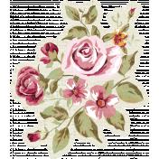 A Mother's Love- Flower Sticker 5