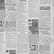 Newspaper Texture 012