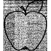 Fruit Doodle Template 005