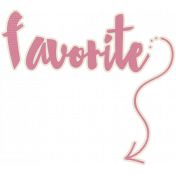 A Mother's Love- Favorite Word Art