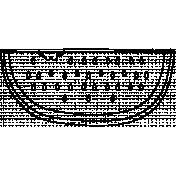 Fruit Doodle Template 024