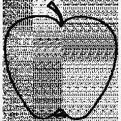 Fruit Doodle Template 029