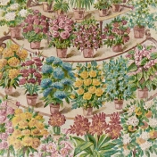 Yesteryear- Floral Paper