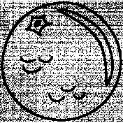 Fruit Doodle Template 020