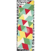 Picnic Day- Triangles Washi Tape