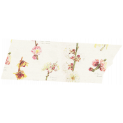 Picnic Day- Floral Washi Tape
