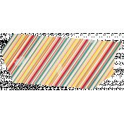 Picnic Day- Striped Washi Tape