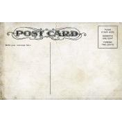 Picnic Day- Postcard