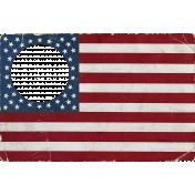 Picnic Day- Flag Frame