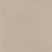 Picnic Day- Tan Polka Dot Paper