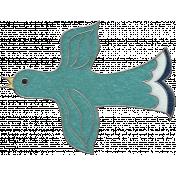 Picnic Day- Bird Doodle