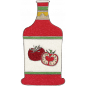 Picnic Day- Ketchup Doodle