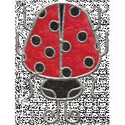 Picnic Day- Ladybug Doodle