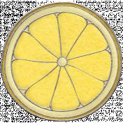 Picnic Day- Lemon Slice Doodle
