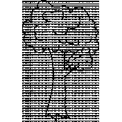 Tree Doodle Template 013