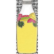 Blue Skies & Lemonade Mini- Fruit Drink