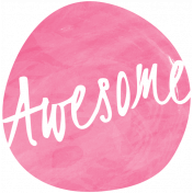 Keep It Moving Word Art- Awesome