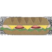Picnic Day- Sandwich Doodle