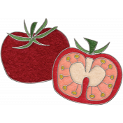 Picnic Day- Tomato Doodle 3