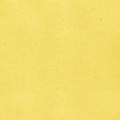 Summer Day- Yellow Solid Paper