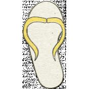 Summer Day- Sandal Doodle
