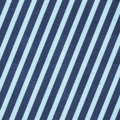Summer Day- Blue Striped Paper