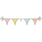 Summer Day- Bunting