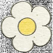 Summer Day- Flower Doodle