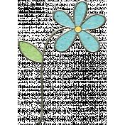 Summer Day- Flower Doodle 2