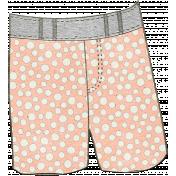 Summer Day- Swim Trunks Doodle 2