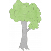 Summer Day- Tree Doodle