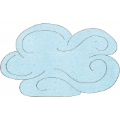 Summer Day- Cloud Doodle 3