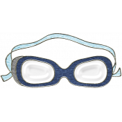 Summer Day- Goggles Doodle 2
