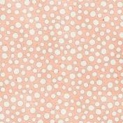Summer Day- Orange Dots Paper