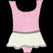 Summer Day- Swim Suit Doodle 3