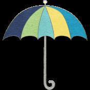 Summer Day- Umbrella Doodle
