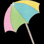Summer Day- Umbrella Doodle 3