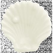 Summer Day- White Button