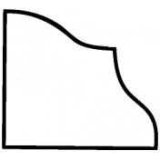 Corner Doodle Template 005