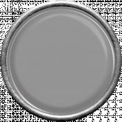 Layered Metal Frame Template 001