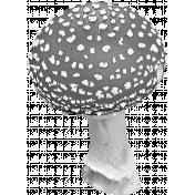 Mushroom Template 001