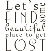 Word Art Template 104