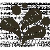 Word Art Template 109